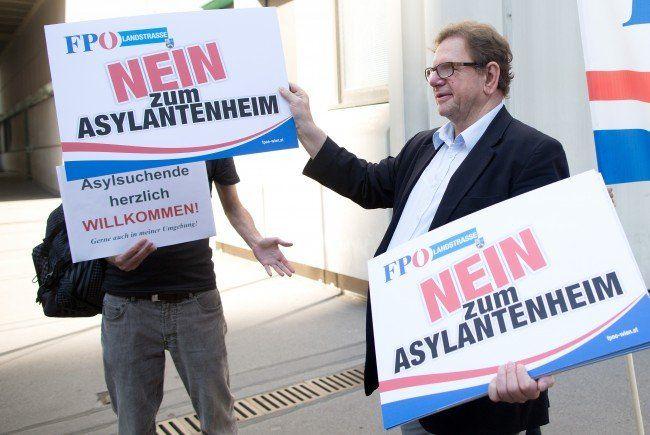 FPÖ Wien distanziert sich von Aussagen der FPÖ Landstraße.