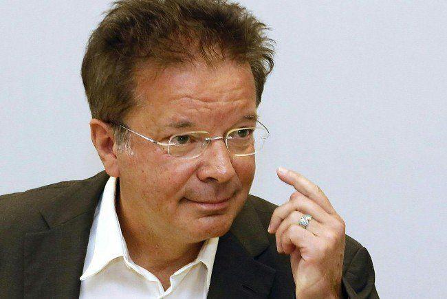 "Grünen-Spitzenkandidat Rudi Anschober will ""keinen Wahlkampf vor August""."