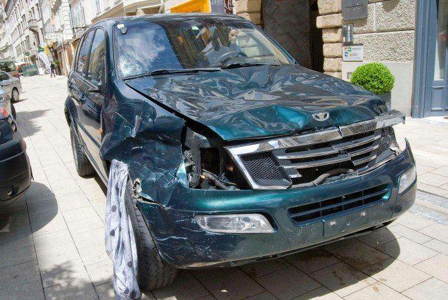 Amokfahrt in Grazer-Innenstadt forderte mindestens zwei Opfer.