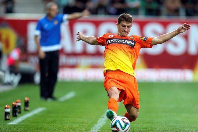 Stephan Auer wechselt zum SK Rapid Wien.