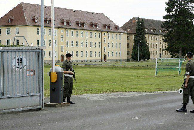 Nach dem Brand in Traiskirchen gab es drei Festnahmen.