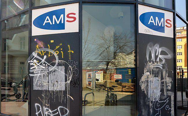 Beim AMS wird weiterhin ein Sparkurs gefahren