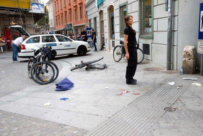 Der Amokfahrer tötete drei Menschen.