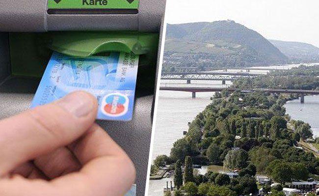 Ohne Bargeld auf der Donauinsel? Bankomaten gibt es hier