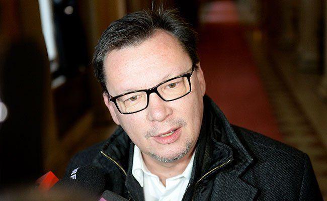 Bundesgeschäftsführer Norbert Darabos äußerte sich zu Rot-Blau
