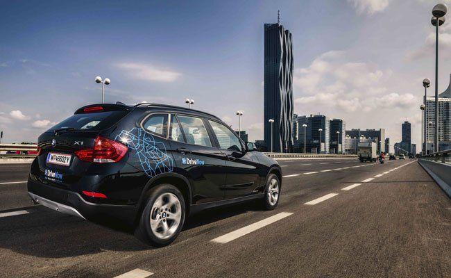 Auch der Anbieter DriveNow bietet in Wien seine Fahrzeuge an.