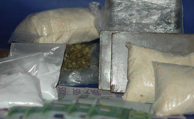 Diese Drogen wurden sichergestellt