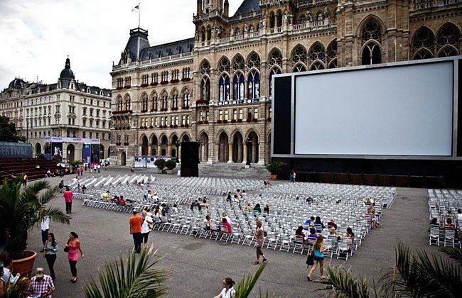 Das Film Festival am Rathausplatz hat auch heuer wieder einige Highlights zu bieten