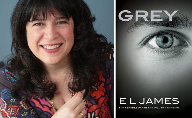 """E. L. James beweist Geschäftstüchtigkeit: Mit """"Grey"""" setzt sie noch eins drauf"""