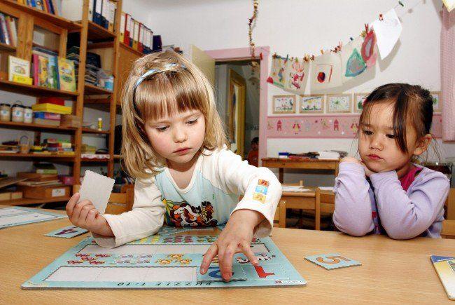 Horte und Kindergärten auch in den Ferien geöffnet