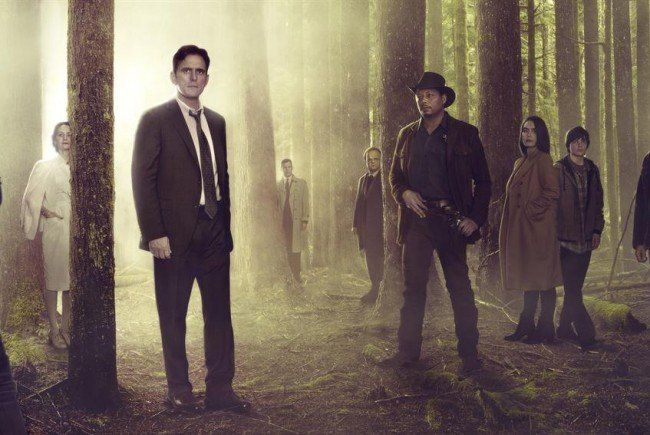 "Die neue Mystery-Serie ""Wayward Pines"" in der Sky Night am 22. Juni in Wien."