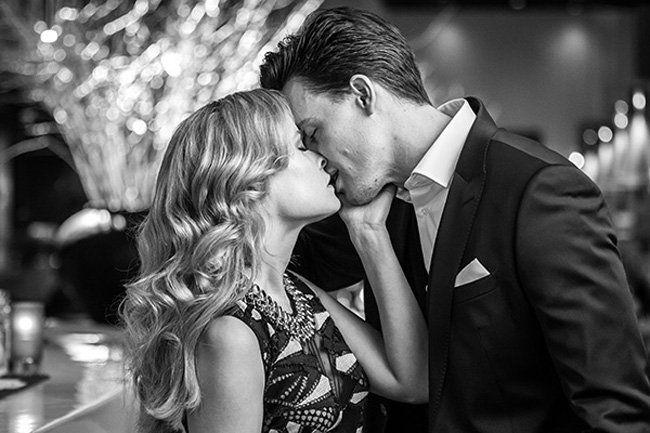 Grenzenloses Kussvergnügen – dank gutem Atem