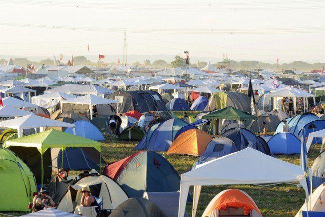 Wir zeigen euch, welche Campingmöglichkeiten es zum DIF geben wird.