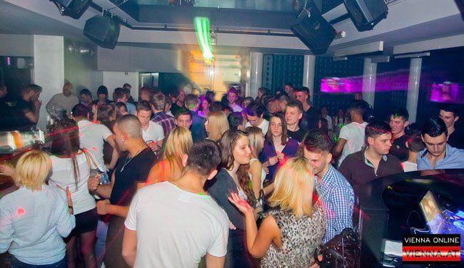 Party-Stimmung im Club Avenue: Die besten Bilder.