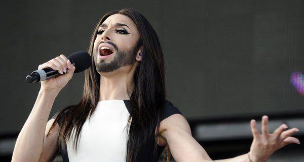 """""""Zurzeit einflussreichster Popstar Europas"""""""