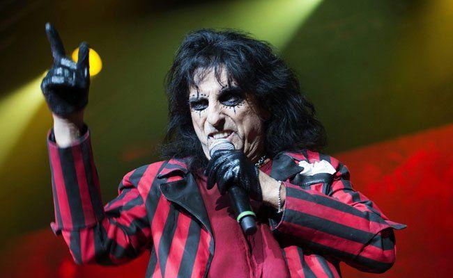 Alice Cooper kommt für zwei Konzerte nach Österreich.