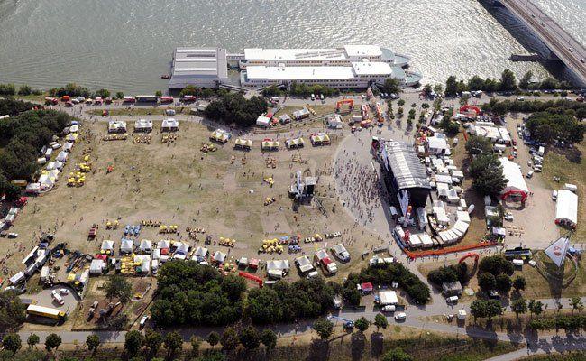 Vom 26. bis 28. Juni 2015 findet das Donauinselfest statt.