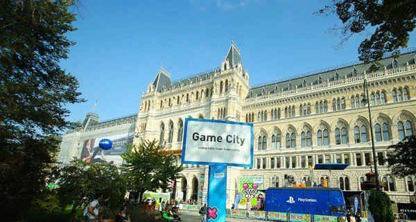 Gaming ohne Ende! Die GAME CITY 2015 - von 2. bis 4. Oktober im Wiener Rathaus