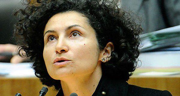 Die Grüne Menschenrechtssprecherin Alev Korun