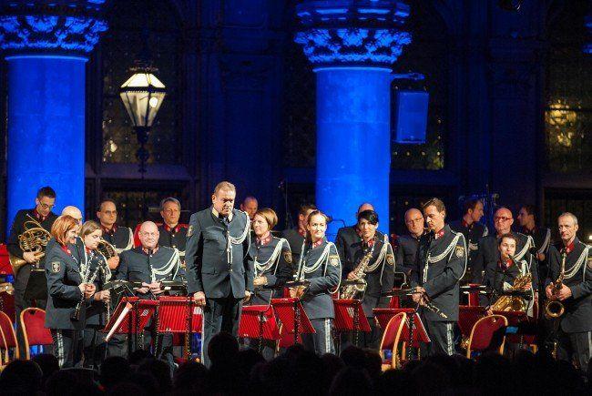 15. Nacht der Filmmusik: Ehrung für verdienten Polizeimusiker