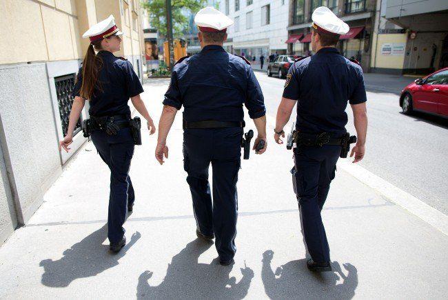Die Polizei konnte nur einen der Angreifer fassen.