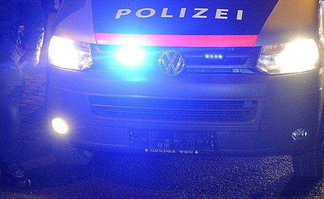 Die Polizei war als erste Einsatzkraft vor Ort.