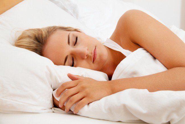 Tipps gegen Schlafstörungen.