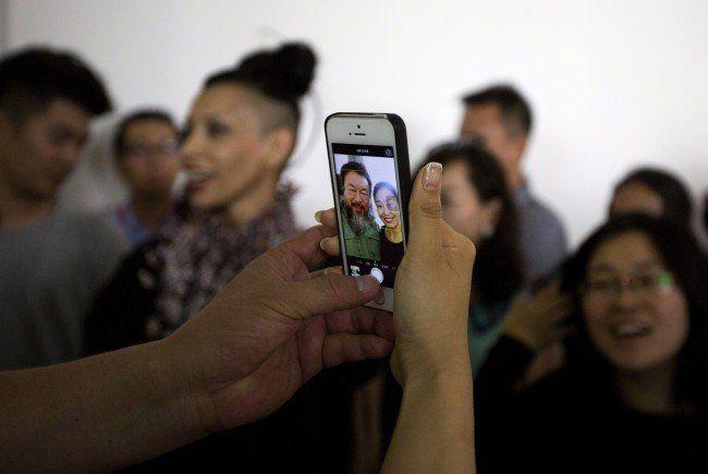 Selfies liegen rund um die Welt schwer im Trend.