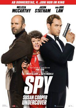 Spy – Kritik und Trailer zum Film