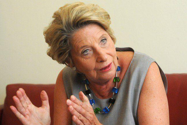 Bezirksvorsteherin Stenzel hat genaue Vorstellungen von der Reform.