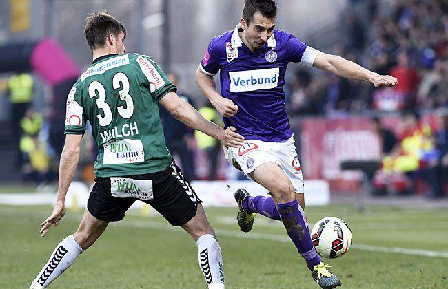 Markus Suttner verlässt die Austria
