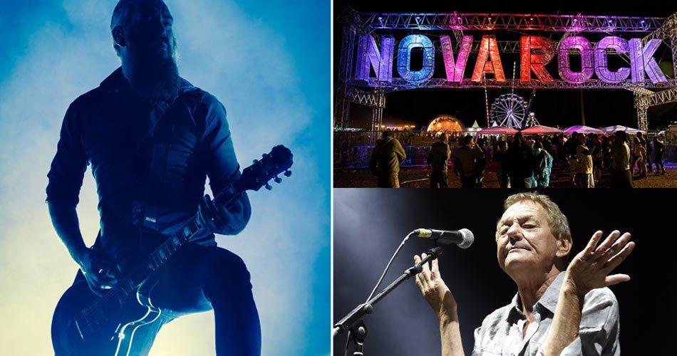 Der zweite Tag am Nova Rock in Bildern
