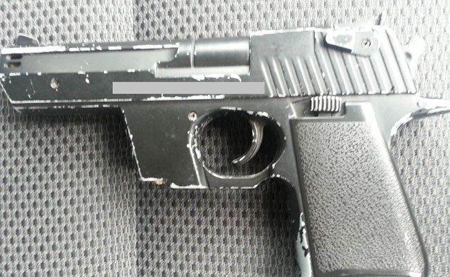 Dieses Feuerzeug sorgte für einen WEGA-Einsatz.