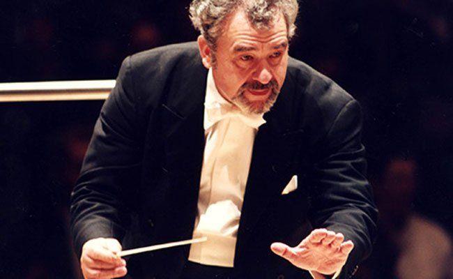 Trauer um den Dirigenten Walter Weller.