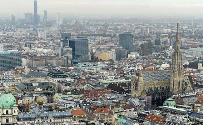 In Wien wird bis 2030 ein hohes Bevölkerungswachstum erwartet.
