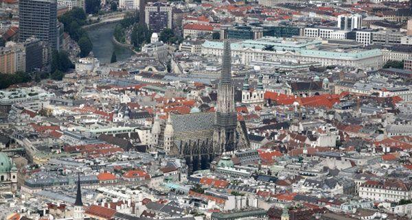 Tourismus in Wien - Neuer Nächtigungsrekord
