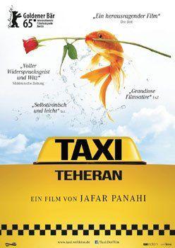 Taxi Teheran – Trailer und Kritik zum Film