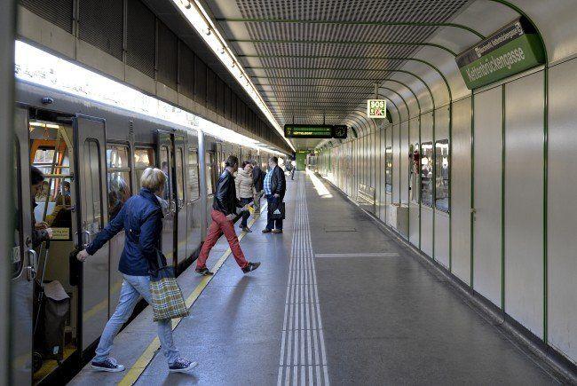 Eine soziale Studie sorgte für Aufregung in der Wiener U-Bahnlinie U4.