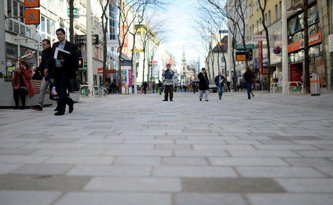 Ende Juli sind alle Bauarbeiten auf der Mariahilfer Straße offiziell abgeschlossen.
