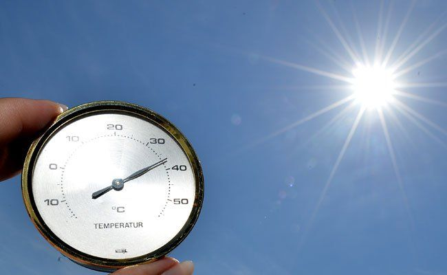 """Die Studie """"EuroHEAT"""" untersucht den Zusammenhang zwischen Hitzewellen und Sterbefällen."""