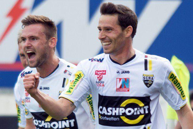 LIVE-Ticker zum Spiel FK Austria Wien gegen SCR Altach ab 16.30 Uhr.
