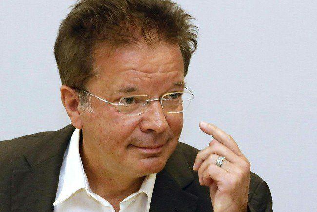 Rudi Anschober geht als Spitzenkandidat der Grünen in die Landtagswahl in Oberösterreich.