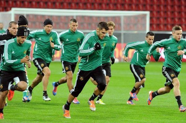 Rapid hofft auf erfolgreiche Premiere gegen Ajax Amsterdam