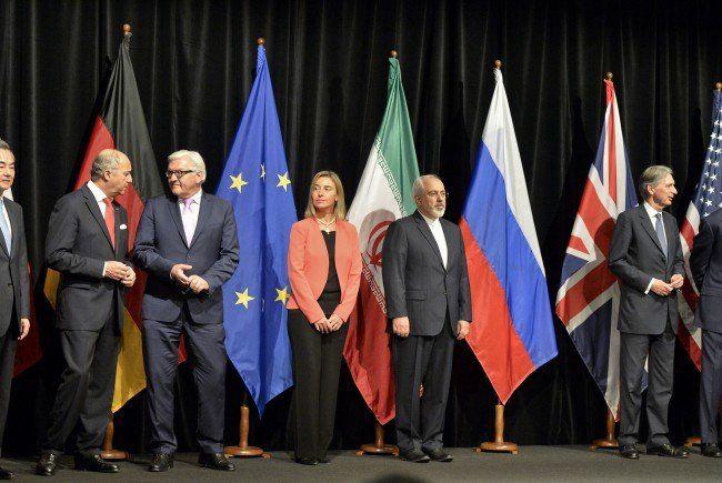 Historischer Deal mit dem Iran unter Dach und Fach