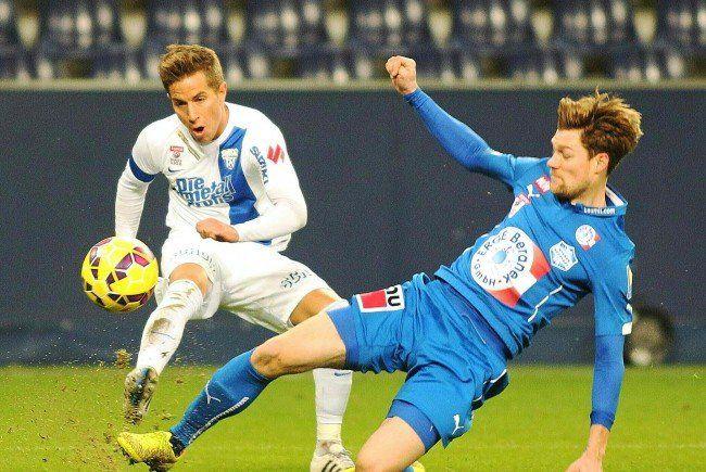 LIVE-Ticker zum Spiel SV Grödig gegen SCR Altach ab 18.30 Uhr.