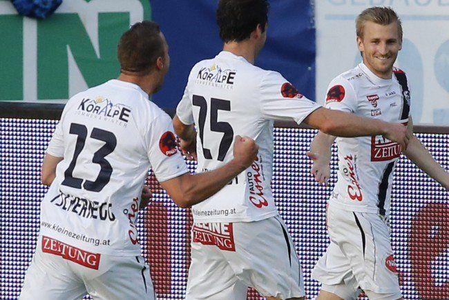 Der WAC trifft in der Europa League-Qualifikation auf Schachtjor Soligorsk.
