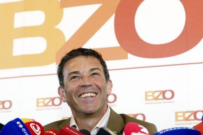 Das BZÖ Wien fordert die Benennung eines Kreisverkehrs in Floridsdorf nach Jörg Haider.