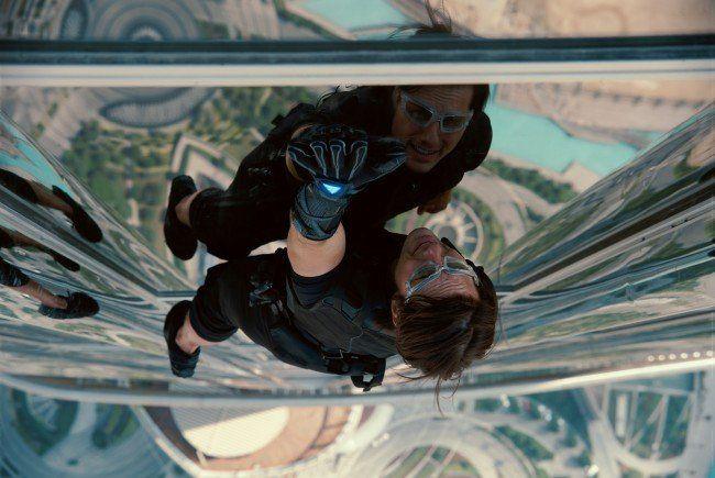 """""""Mission: Impossible"""" sorgt bereits seit 19 Jahren für Entertainment."""