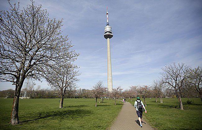 Nach wie vor ohne Käufer: der Wiener Donauturm im Donaupark