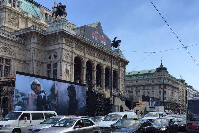 """Am Donnerstag findet die Weltpremiere von """"Mission Impossible - Rogue Nation"""" in Wien statt."""